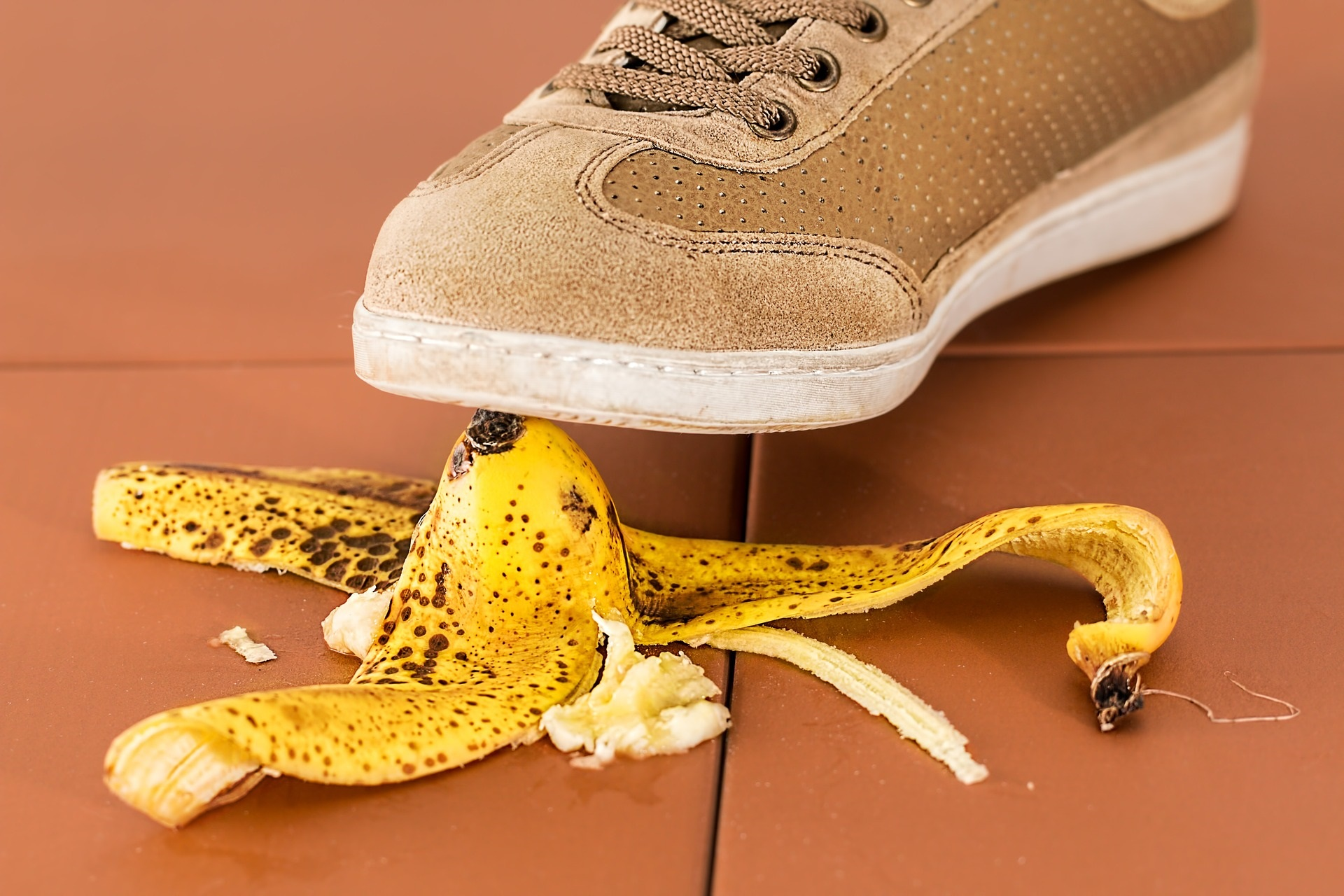 Avoiding Slips, Trips and Falls Refresher