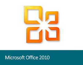 Microsoft Office 2010 Range