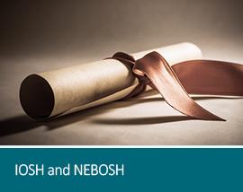 IOSH and NEBOSH