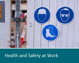 Health and Safety at Work