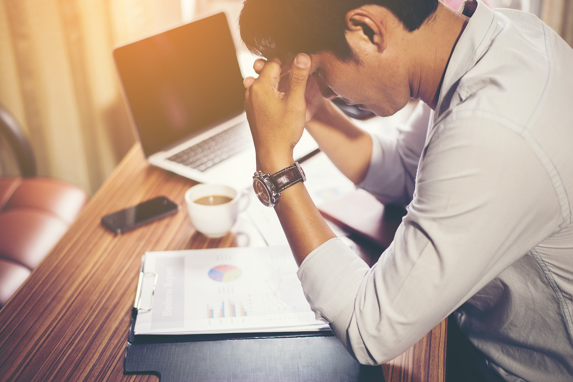 Handling Stress at Work - A Guide for Managers